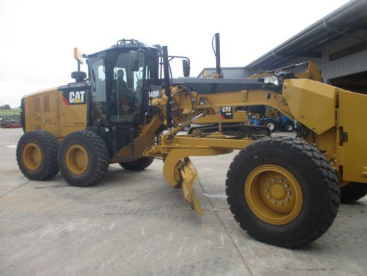 Caterpillar 140M3 Motor Grader
