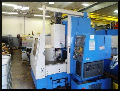Mazak VQC 15/40 3 Axis, Vertical Machine Center