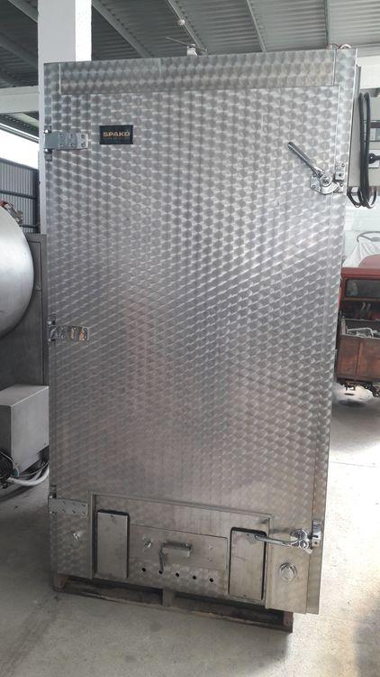 Spako G-100W Smoke chamber