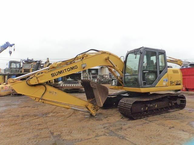 Sumitomo SH120-5 Excavator