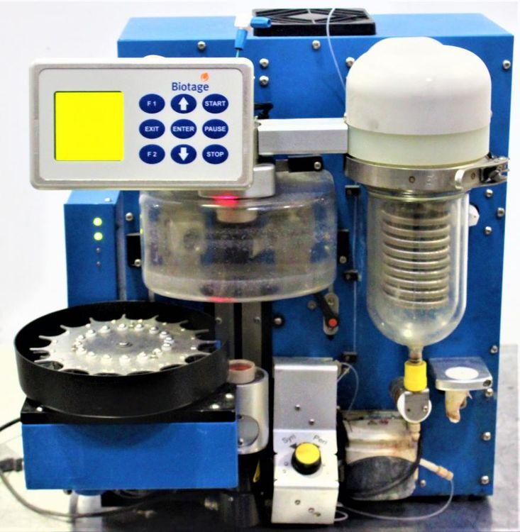 Biotage V10-2SC Walk-up, Walk-away Evaporation System
