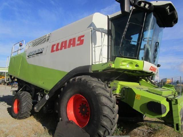 Claas Combine Harvesters