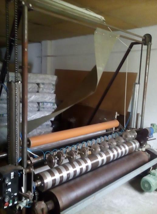 Other 1.650 mm Rewinder/cutter/embosser