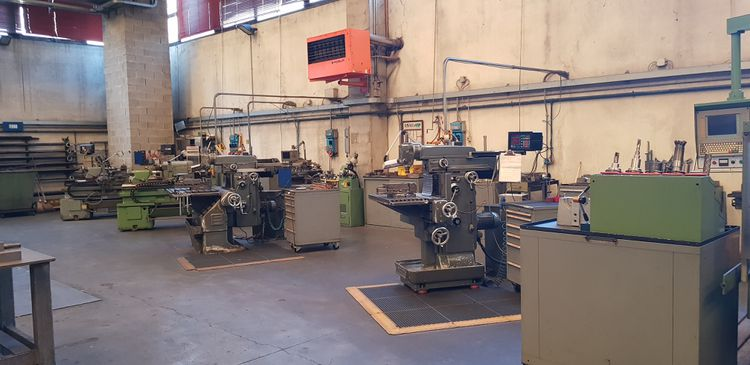 Aluminium Die casting foundry, machine tools