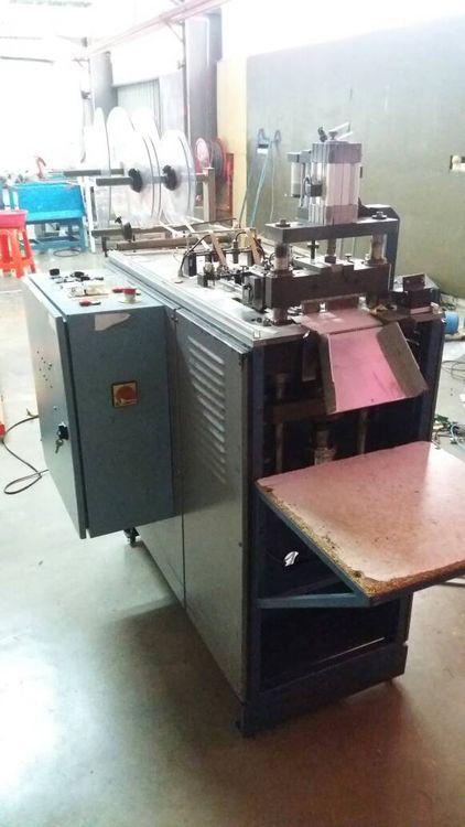 Others CBA 2 Hook & Eye tape cutting Machine