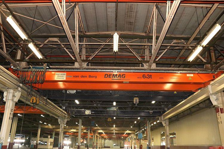 Demag 6,3 ton x 11 400 mm Crane