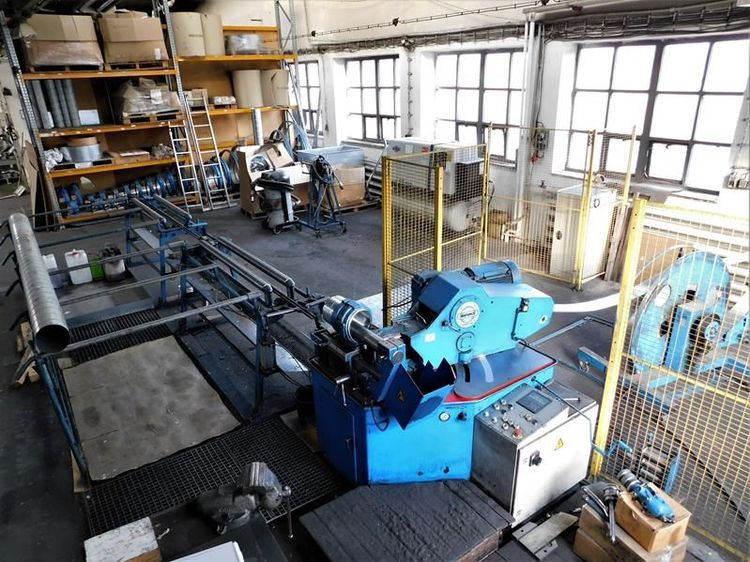 BANKRUPTCY AUCTION OF VENTILATION SYSTEM PRODUCTION MACHINERY