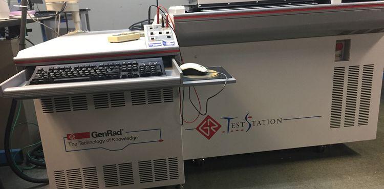 Teradyne TestStation 124LX In-Circuit Tester