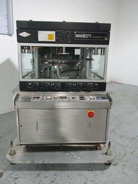 Manesty Mark IV  Tablet Press