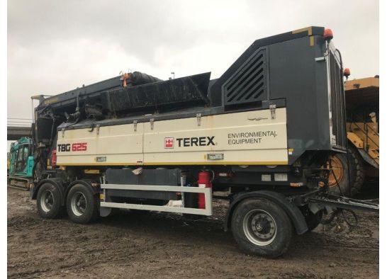 Terex TBG 625 Waste shredders