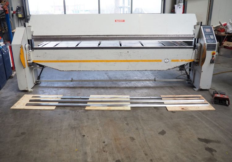 Ras 64.30 sheet width3200 mm