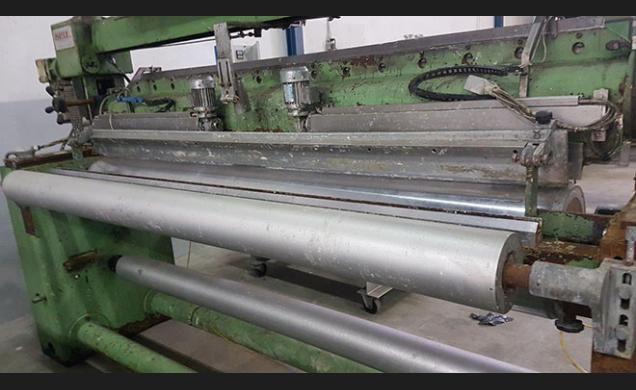 Isotex KR 200 Cm Coating Head