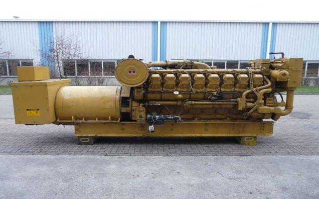 Caterpillar 3516, Generator 1825 KVA