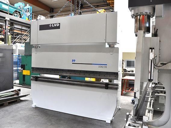 LVD LVD PP 100 ton x 3100 mm CNC