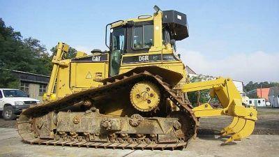 Caterpillar D6 R LGP mit Ripper Bulldozer