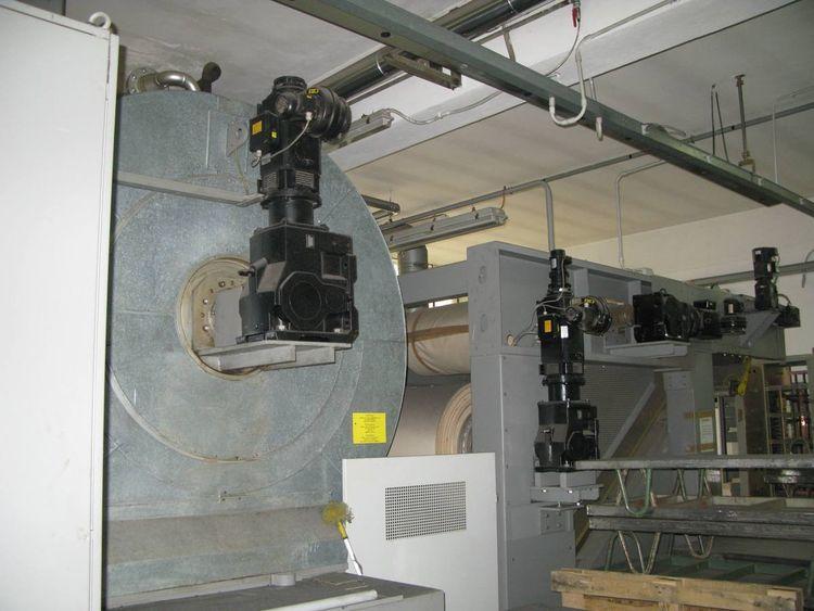 Kd, M-tec Decolav 10 CL 170 Cm Discontinuous decatizing machine