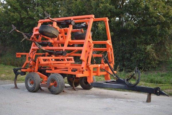 Simba 6m Auto-reset Trailed Cultivator
