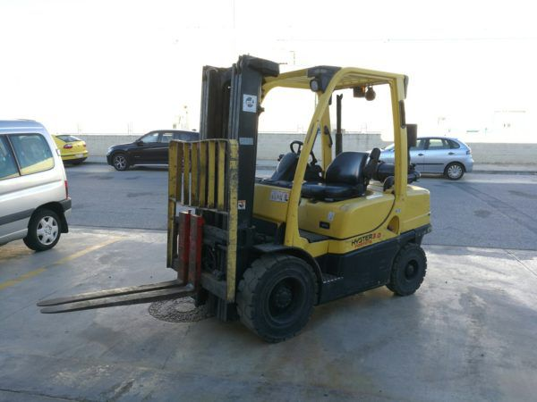 Hyster H3.00FT 3000
