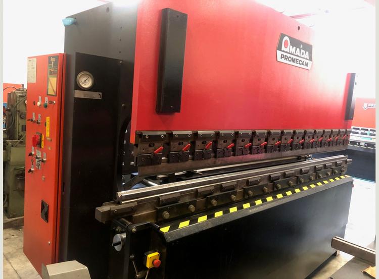 Amada, Promecam 3000 x 100T Press Brake