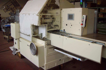 Sapal TD Length 80 to 190mm - Width 32 to 90mm - Height: 6 to 16mm Folding & Wrapping Machine For Chocolate Bar
