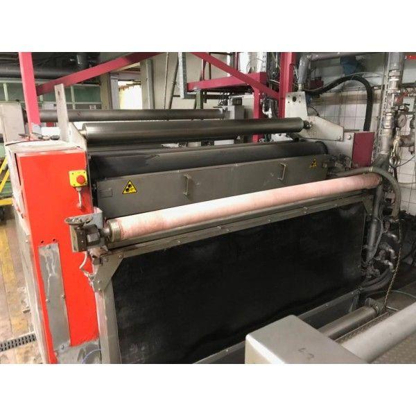Kusters 222/11/1600, Dyeing Padder 160 Cm