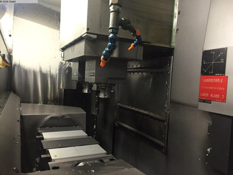 Stama MC 331 Twin/2-Spindl. 3 Axis