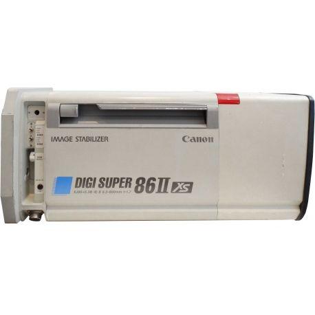 Canon XJ86x9.3B IE-II Super telephoto lens HD
