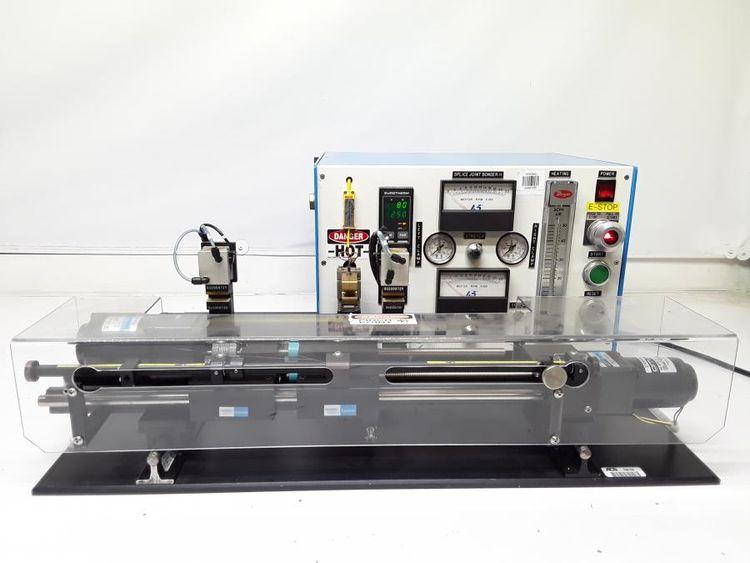 2  TUBING  Splice Joint Bonder II BONDING MACHINE