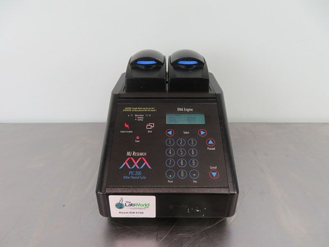 MJ Research PTC-200, THERMAL CYCLER