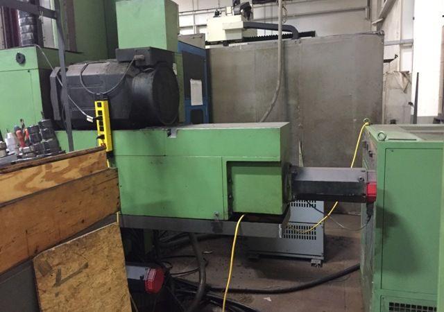 Stanko Boring Mill 2A62214  Max. 2000 rpm