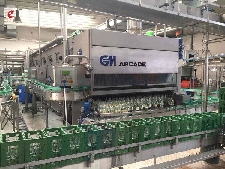 GM Arcade Bottle washer