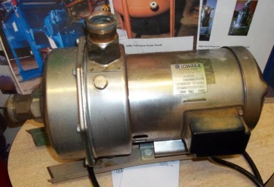 Lowara CA120/33 Centrifugal Pump