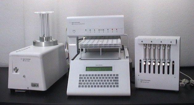 Agilent 8000 Automation Kit for 708-DS Dissolution System