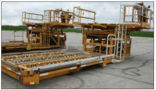 FMC MDL40 Cargo Loader