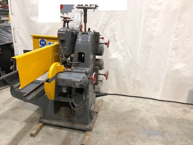 Wilson Five Head Tenoner Machine