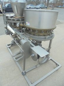 FMC 15 STATION PEA AND BEAN FILLER