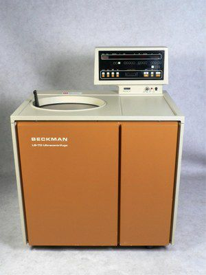 Beckman A3, Ultracentrifuge