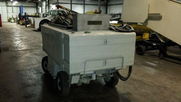 Libby A/M32A-60, Ground Power Unit/ Air Start Combo unit