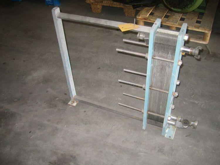 APV Junior JHE Plate Heatexchanger
