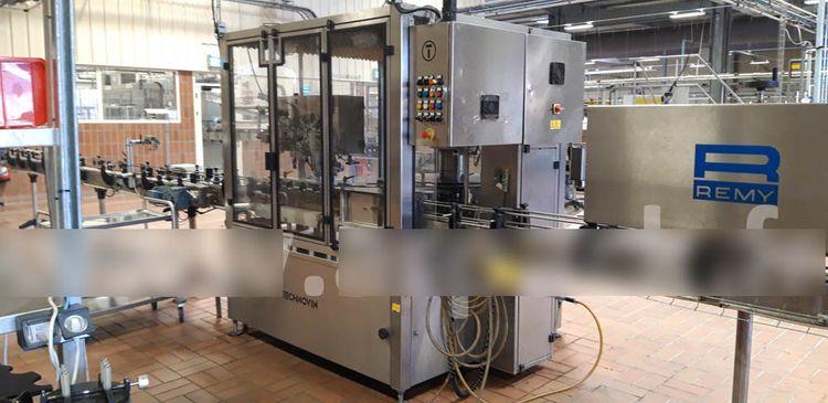 Technovin Capsuling machine