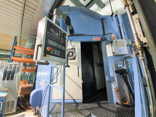 Pietro Carnaghi & MCM 5 Axis Machining Centres