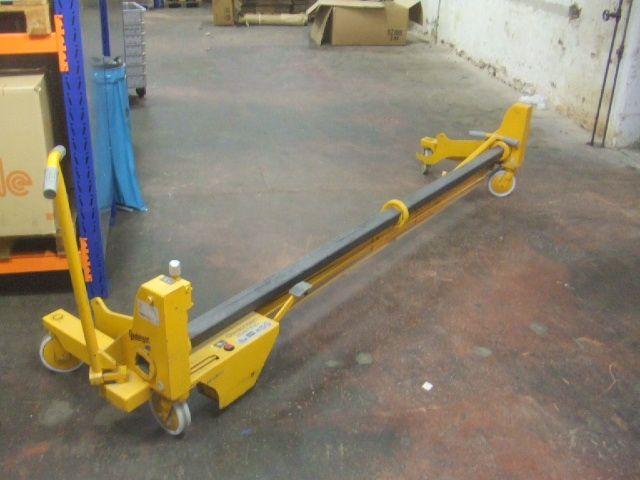 Genkinger KHR 10 beam transport