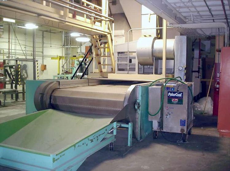 Proctor & Schwartz Conveyor Dryer