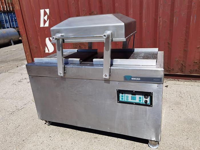Henkelmann Polar, Double chamber vacuum packer