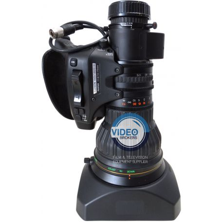 Fujinon HA23x7.6BERD-S6 HD Broadcast Tele ENG lens 2/3