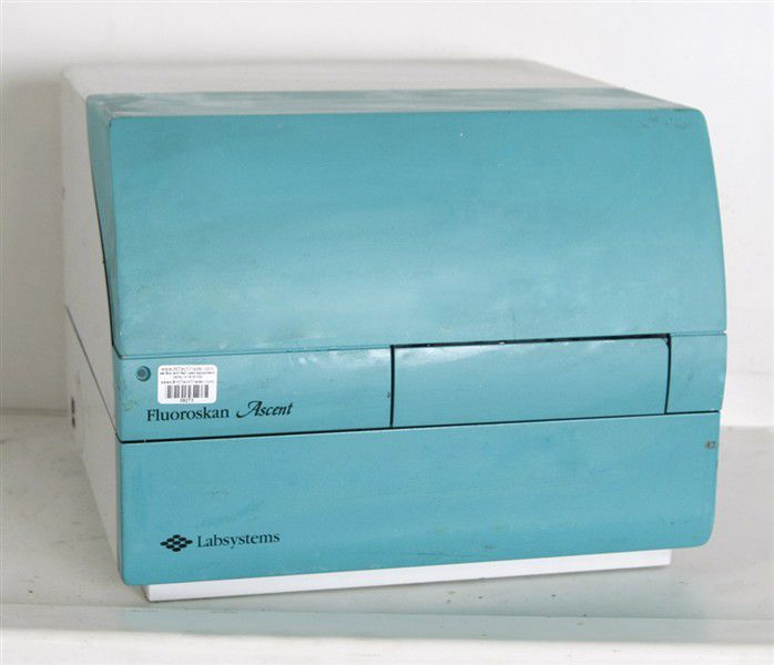 Lab Systems Fluoroskan Ascent Microplate Reader