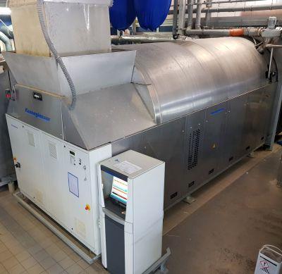 Kannegiesser Power Trans BT 50-6 Jet-PS Continuous batch washer