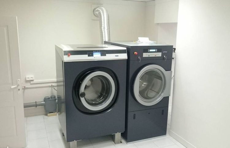 Primus FX washing and dryer