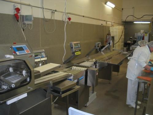 CP Food 2000 Slicing line
