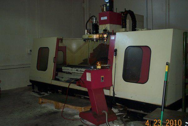 Johnford VMC-2024 3 Axis